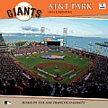 LL 2014 San Francisco Giants AT&T Park 12x12 Wall: San Francisco Giants AT&T Park