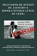 Trastorno de D Ficit de Atenci N E Hiperactividad (F CIL de Leer)