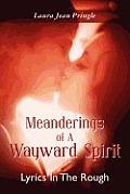 Meanderings of a Wayward Spirit