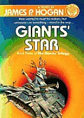 Giants #3: Giants' Star Cover