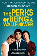 Perks of Being a Wallflower Uk Cover