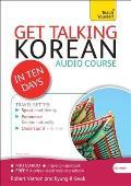 Get Talking Korean: A Teach Yourself Audio Program