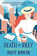 Death Of Riley A Molly Murphy Mystery UK