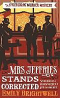 Mrs Jeffries Stands Corrected