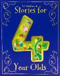 Collection of Stories for 4 Year Olds (Padded Treasury)