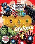 Marvel Avengers Assemble 1000 Stickers