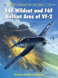 Aircraft of the Aces #125: F4F Wildcat and F6F Hellcat Aces of Vf-2