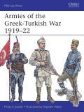 Men-At-Arms #501: Armies of the Greek-Turkish War 1919-22