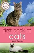 First Book of Cats