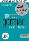 Michel Thomas Method Perfect German