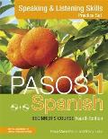 Pasos 1: Spanish Beginner's Course: Speaking & Listening Skills