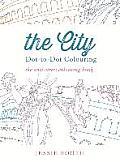 City Dot to Dot Colouring