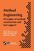Method Engineering: Principles of Method Construction and Tool Support