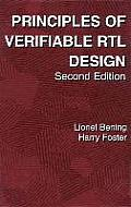 Principles of Verifiable Rtl Design: A Functional Coding Style Supporting Verification Processes in Verilog