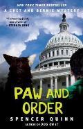 Paw & Order A Chet & Bernie Mystery