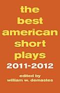 Best American Short Plays 2011...
