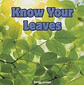 Know Your Leaves