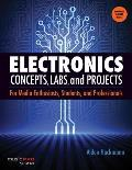 Electronics Concepts Labs & Projectsf for Media Enthusiasts Students & Professionals