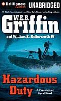 Presidential Agent Novels #08: Hazardous Duty