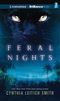 Feral #1: Feral Nights