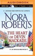 Mackade Brothers #3: The Heart of Devin Mackade