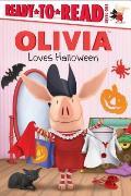 Olivia Loves Halloween (Olivia)