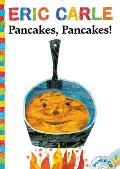 Pancakes, Pancakes! [With Audio CD] (World of Eric Carle)