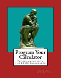 Program Your Calculator (Large Print)