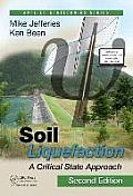 Soil Liquefaction: A Critical State Approach, Second Edition by Mike Jefferies