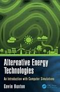 Nano and Energy #5: Alternative Energy Technologies: An Introduction with Computer Simulations