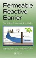 Advances in Trace Elements in the Environment #1: Permeable Reactive Barrier: Sustainable Groundwater Remediation