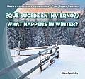 Que Sucede En Invierno?/What Happens in Winter? (Cuatro Estaciones Estupendas / Four Super Seasons)