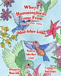 Where Hummingbirds Come from Bilingual Croatian English