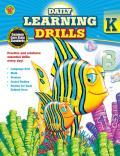 Daily Learning Drills, Grade K