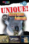 Unique! Australian Animals: Level 2 (Spectrum(r) Readers)