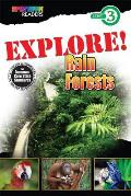 Explore! Rain Forests: Level 3 (Spectrum(r) Readers)