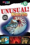 Unusual! Ocean Life: Level 3 (Spectrum(r) Readers)