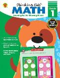 Thinking Kids Math, Grade 1