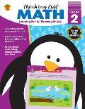 Thinking Kids Math, Grade 2