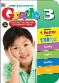 Complete Book of Grade 3 (Complete Book of)