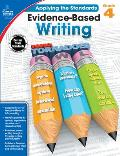 Evidence-Based Writing, Grade 4
