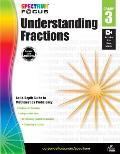 Spectrum Understanding Fractions, Grade 3