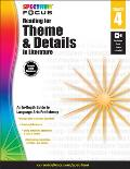Spectrum Reading for Theme and Details in Literature, Grade 4
