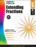 Spectrum Extending Fractions, Grade 5