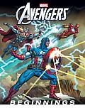 The Avengers (Beginnings)