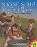 Stone Soup with Matzoh Balls: A Passover Tale in Chelm (Av2 Fiction Readalong 2015)
