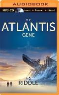 Origin Mystery #1: The Atlantis Gene: A Thriller