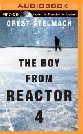 Nadia Tesla #1: The Boy from Reactor 4