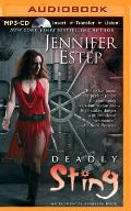 Deadly Sting (Elemental Assassin Books)