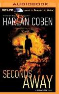 Mickey Bolitar Novels #02: Seconds Away